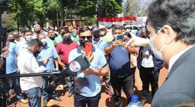 Salto del Guairá: analizan reapertura de la frontera al turismo de compras