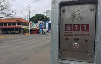 Instalan botones de pánico en Fernando de la Mora para frenar asaltos callejeros