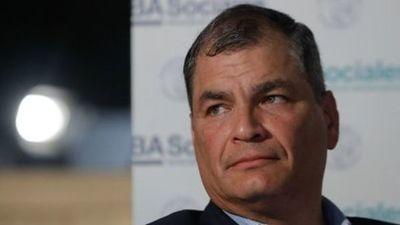 Juez de Ecuador ordena la captura de Rafael Correa por corrupción