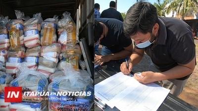 LLEGÓ NUEVA ASISTENCIA A TRABAJADORES DE FRONTERA EN ENCARNACIÓN