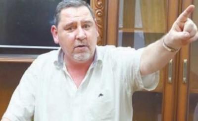 Presentan proyecto de expulsión de Javier Zacarías del senado