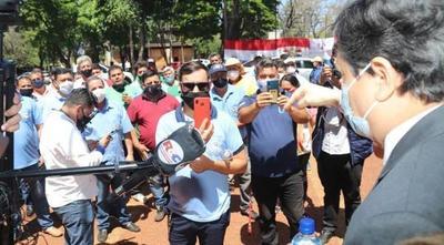 En Salto del Guairá, analizan reapertura de la frontera al turismo de compras – Prensa 5