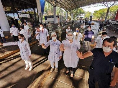 Círculo Paraguayo de Médicos se solidariza con sus colegas del Este ante apertura del Puente
