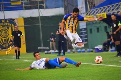 APF informa sobre Covid positivos en Luqueño •