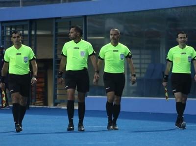 Ya están los árbitros que dirigirán la definición del Torneo Apertura