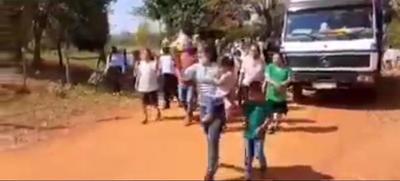 Autoridades investigan fiesta patronal sin modo COVID en Caraguatay: Videos revelan aglomeración y bebidas alcohólicas
