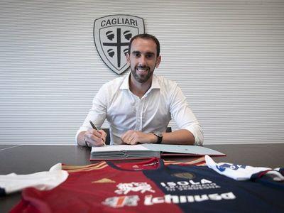 Godín ya es jugador del Cagliari