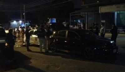 Botón de Pánico contra preocupante aumento de asaltos en Fernando de la Mora