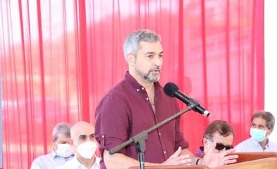 HOY / Abdo pide compromiso ciudadano ante la reapertura de la frontera con Brasil