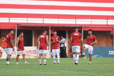 Resultados negativos en River Plate y Sportivo Luqueño