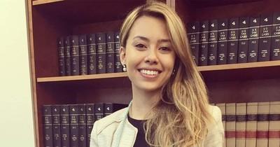 La Nación / Paraguaya por el mundo: Joven de 24 años se graduó con honores en EEUU y trabaja en banco federal en New York