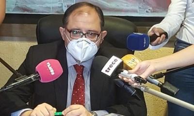 Preda: No corresponde pérdida de investidura de Zacarías Irún y se debe respetar el estado de derecho