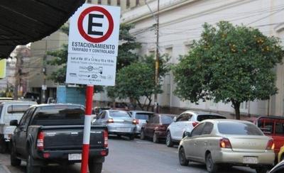"""HOY / Estacionamiento tarifado: disputa entre Municipalidad de Asunción y Parxin, en """"empate técnico"""""""