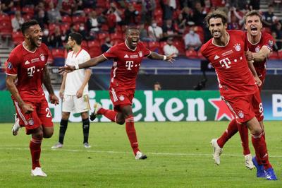 Bayern Múnich también gana la Supercopa de Europa