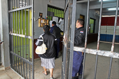 Rehabilitan visitas íntimas en Tacumbú