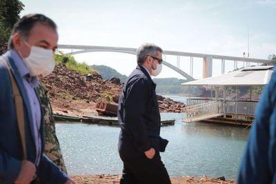 """Marito dispara a """"irresponsables"""" que en CDE ponen en riesgo continuidad de puente abierto"""