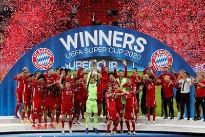 El Bayern venció a Sevilla en el alargue y conquistó la Supercopa de Europa