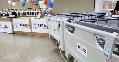 La Nación / Llegan respiradores donados por EEUU y gestionados por Bolsonaro