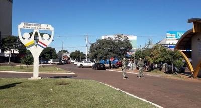 HOY / Reapertura de frontera en Amambay: brasileños que crucen el límite serán expulsados, aclaran