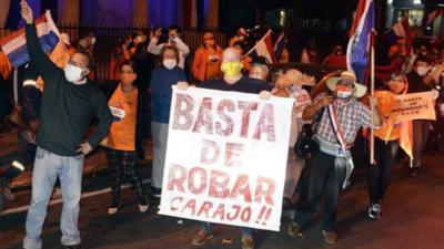 Fiscalía infunda temor en manifestantes