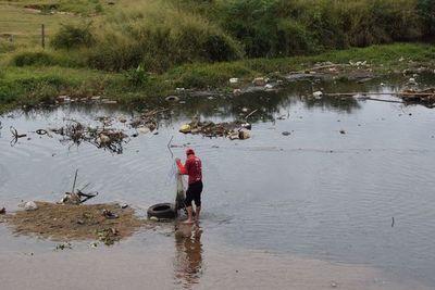 Voluntarios limpiarán arroyo en Areguá