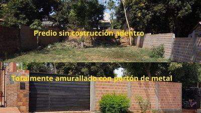 "Habrían violado ordenanza para ""entregar"" predio municipal » San Lorenzo PY"