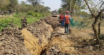 La Nación / Ante emergencia sanitaria por COVID-19, instalan planta de agua potable en Limpio