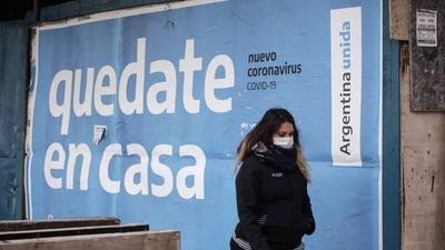 HOY / Argentina registra su récord de casos diarios de COVID-19
