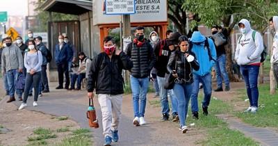 """La Nación / """"No hay forma de sostener la cuarentena con un Gobierno que improvisó desde el inicio"""", afirma Richer"""
