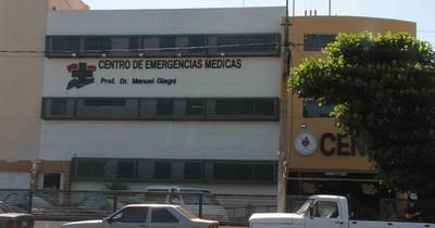 La Nación / Sindicalistas del Hospital de Trauma se manifestarán ante el recorte de presupuesto