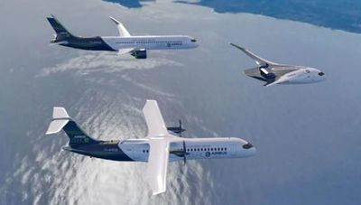 Airbus prepara el primer avión comercial de cero emisiones y climáticamente neutro