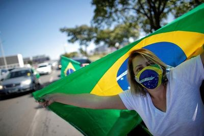 Covid-19: Brasil reporta 818 muertes en 24 horas