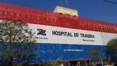Sindicalistas del Hospital de Trauma se manifestarán ante el recorte de presupuesto