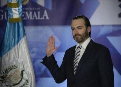 Imputación de EE. UU. a exministro revive investigaciones obstruidas en Guatemala