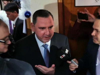 Patria Querida impulsa la expulsión de Javier Zacarías Irún del  Senado