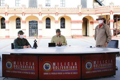 Guaidó pide apoyo internacional para juzgar violaciones de DD.HH. chavistas
