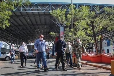 HOY / Brasil extiende cierre de fronteras, confirma Migraciones y lamenta decisión