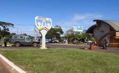 Apertura de fronteras en  Amambay y otras ciudades fronterizas