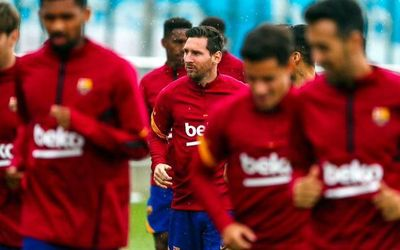 Messi despidió a Suárez y disparó contra la directiva del Barcelona