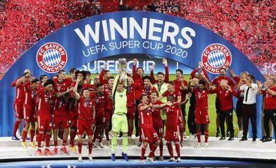 El Bayern, supercampeón de Europa