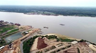 Declaran emergencia hidrológica en ríos Paraguay y Paraná