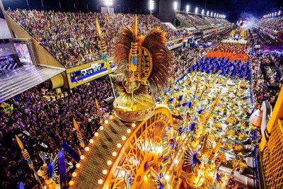 Río de Janeiro suspendió sus desfiles del Carnaval de 2021 debido a la pandemia de coronavirus