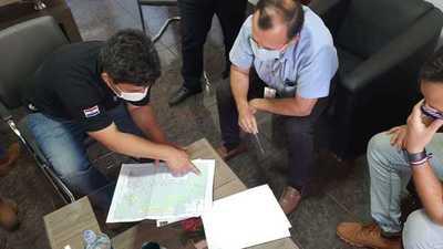 ANDE entregó documentos requeridos para construcción de la futura subestación Yguazú