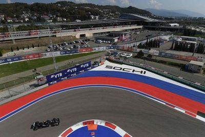 Valtteri Bottas fue el más veloz en la sesión libre de Rusia