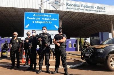Gobierno paraguayo no lo previó: Brasil cierra sus fronteras por un mes más y complica comercio límitrofe