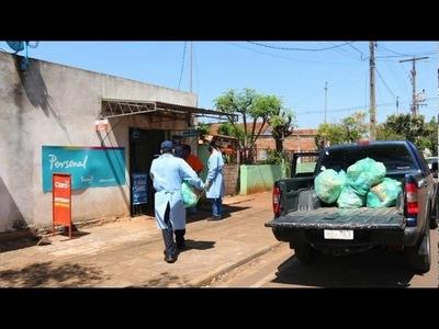 EBY PROSIGUE ENTREGA DE VÍVERES A FAMILIAS RELOCALIZADAS