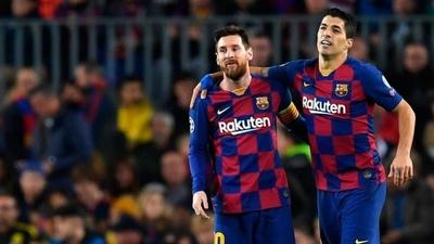 """HOY / Messi sobre el adiós de Suárez: """"A esta altura, ya no me sorprende nada"""""""