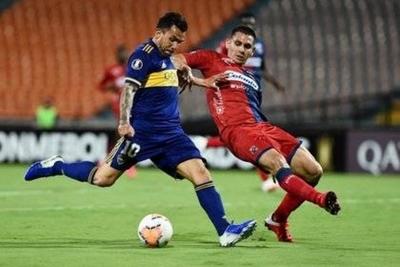 HOY / Boca Juniors pega el salto hacia octavos y hunde al Medellín