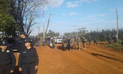 Pobladores de Guahory preocupados ante posible desalojo