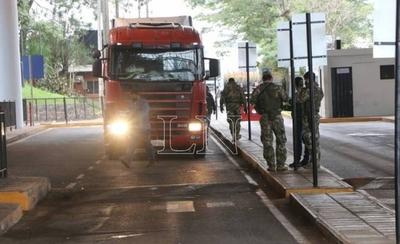 """HOY / Cierre de frontera del Brasil: """"No existe protocolo binacional para la apertura"""""""